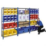 Low Cost Shelving System