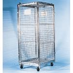 Demountable Roll Pallets Optional Wire Shelf