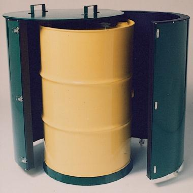 IBC Container/Four Drum Heater