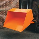 Multipurpose Scoop Fork Truck Attachment