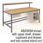 Laminate Top Welded Benches