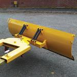 Sprung Action Snow Plough