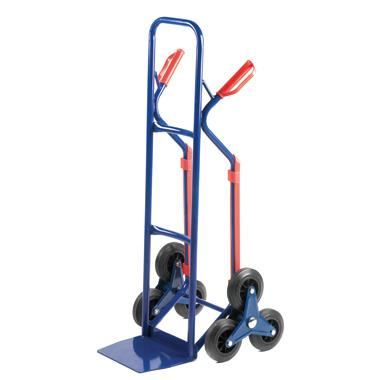 Stairclimber Sack Truck with Skids