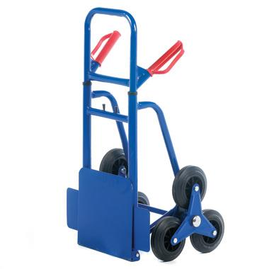 Telescopic Stairclimber Sack Truck with Skids