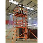 Fibreglass Mobile Access Tower