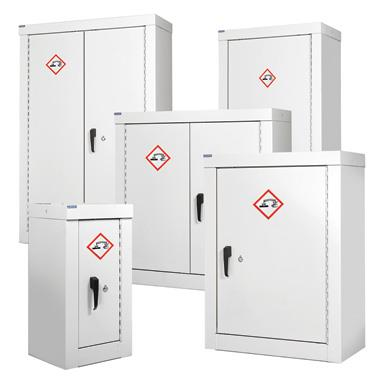 High Security Acid and Alkali Cupboards