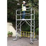 Telescopic Scaffold Tower