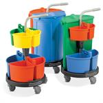 Carousel Mopping Units