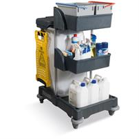 Compact Janitorial Trolleys