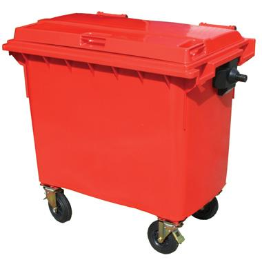 Four Wheeled Waste Bins