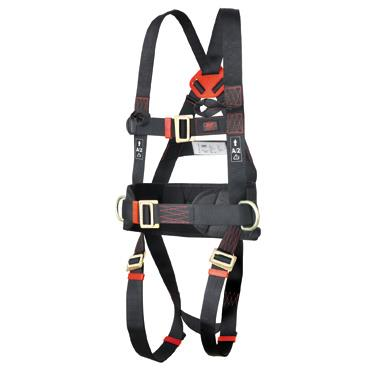 3 Point Body Harness