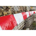 Reflective Strips for Security Fencing
