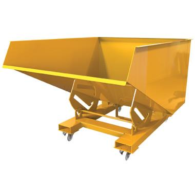 Mini Self Tipping Skip