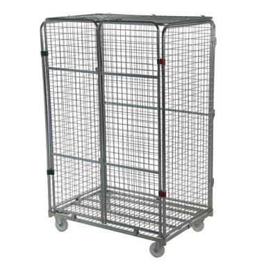 Security Demountable Roll Pallets