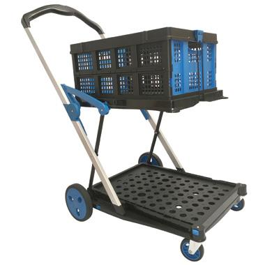 The Clever Folding Platform Trolley