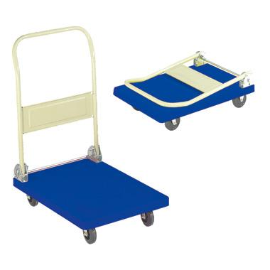 Plastic Base Platform Trolley