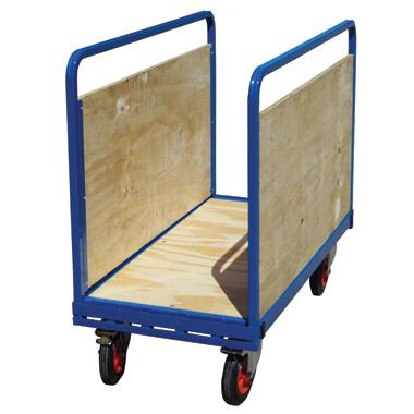 Adjustable Sided Platform Truck