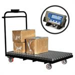 Weigh Scale Platform Truck