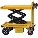 Scissor Lift Platform Electric Platform Trucks