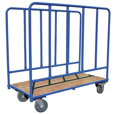 Double Sided Trolley with Detachable Sides