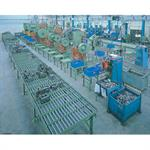 Rolled Angle Gravity Roller Conveyor