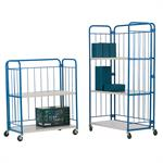Foldable Shelf Trolley