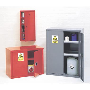 Heavy Duty Range   Hazardous Storage Cabinets