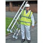 Aluminium Mobile Folding Access Tower