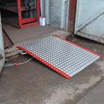 Ground Level Access Ramps