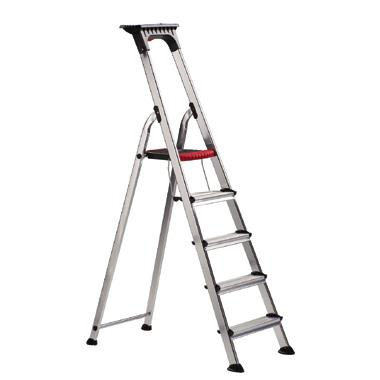 Double Decker Aluminium Safety Steps