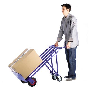 Heavy Duty Three Way Hand Truck