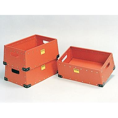 Fibreboard Reverse Taper Stacking Containers