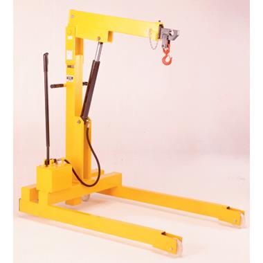 Action's Rugged Heavy Duty Floor Cranes