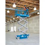 Self Propelled Scissor Lift Work Platform