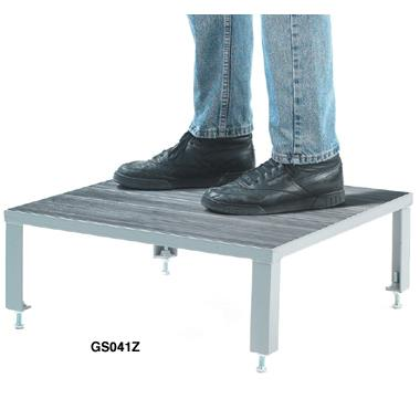 Adjustable Steel Work Platforms
