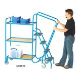 Order Picking Step Trolleys