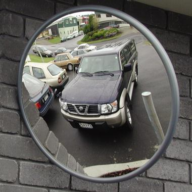 Convex Safety/Security Mirrors