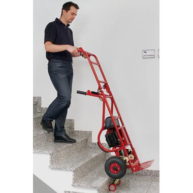 Electric Stairclimber Sack Trucks