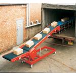 Mobile Twin Belt Vehicle Loader Conveyor