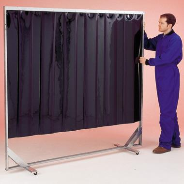 Mobile Welding Screens