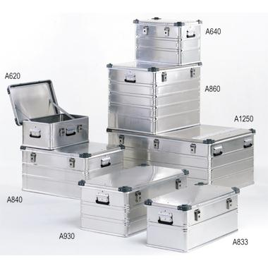 Aluminium Transport Containers