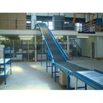 Mezzanine and Interfloor Belt Conveyors