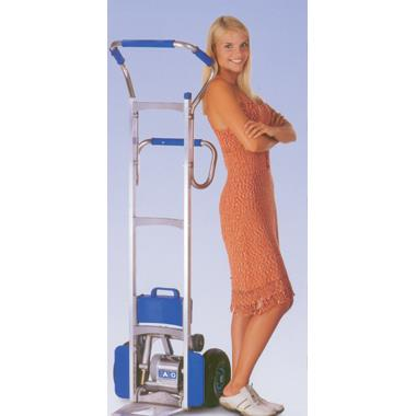 Electric Powered Stairclimber Sack Trucks