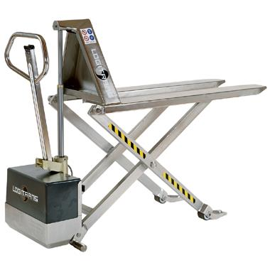 Stainless Steel Electric High Lifter