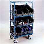 Stock Container Trolley