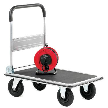 Large Wheeled Platform Trolley