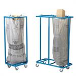 Post Bag Holder Trolley