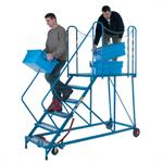 Easy Slope Access Platform Safety Steps