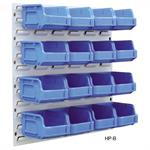 Handi-Louvre Panel Storage Bin Kits