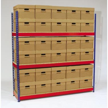 Archive Storage Racking